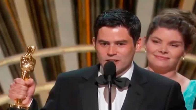 ¡Chile obtiene su primer Oscar!