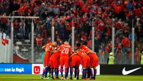 ¿Cuándo y a qué hora juega Chile ante Ecuador y Brasil?