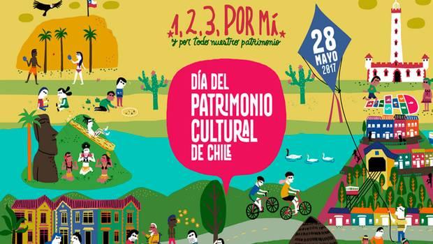 ¡Este domingo! Disfruta el Día del Patrimonio Cultural
