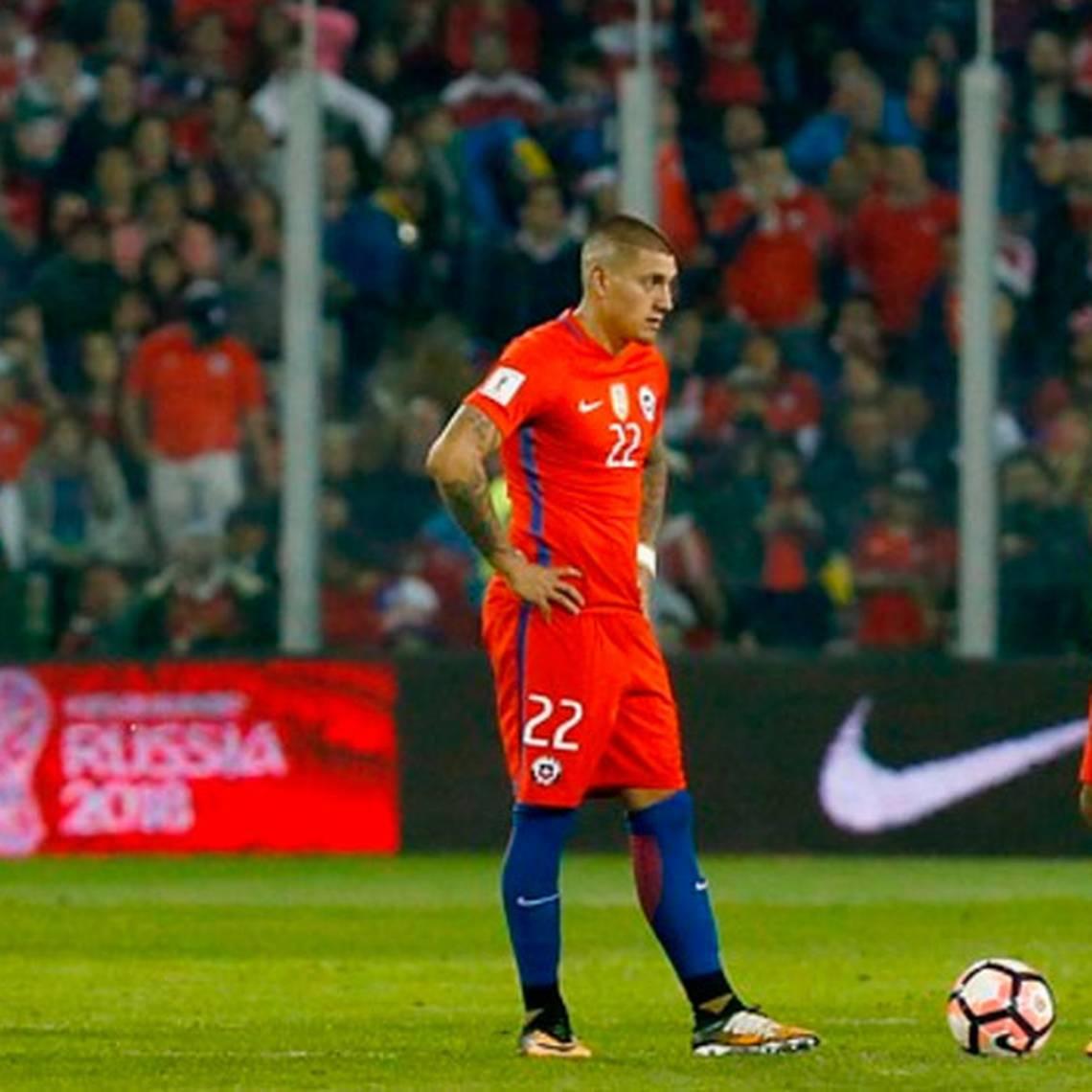 """La \""""'sequía\"""" goleadora que preocupa en la Selección Chilena"""