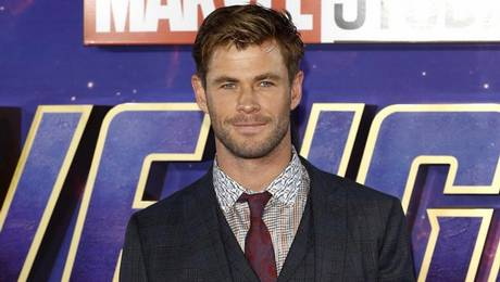 "Las travesuras de Chris Hemsworth en la gira de ""Avengers"""