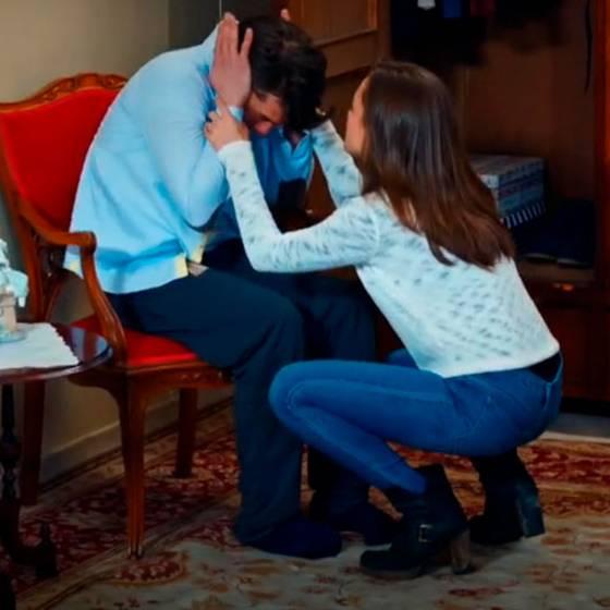 Cihan y Gürlu se quedarán en la mansión