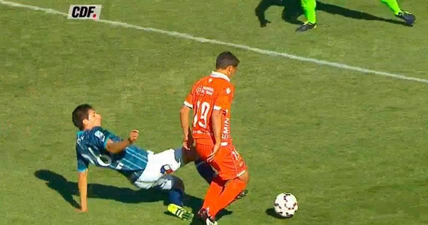 Cobreloa 2 - 0 U. Católica