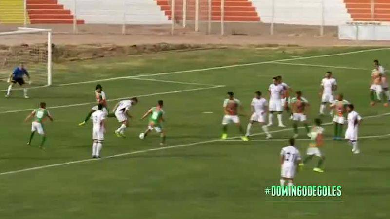 Cobresal 2-2 Copiapó