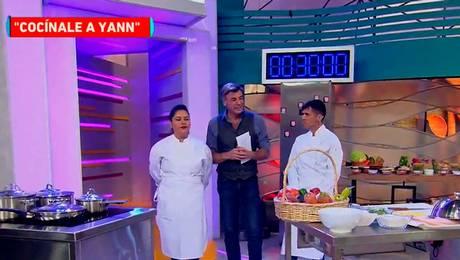 Participantes tuvieron que hacer tres platos en 30 minutos