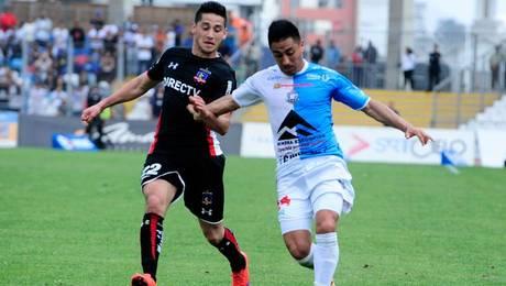 Antofagasta vs Colo Colo