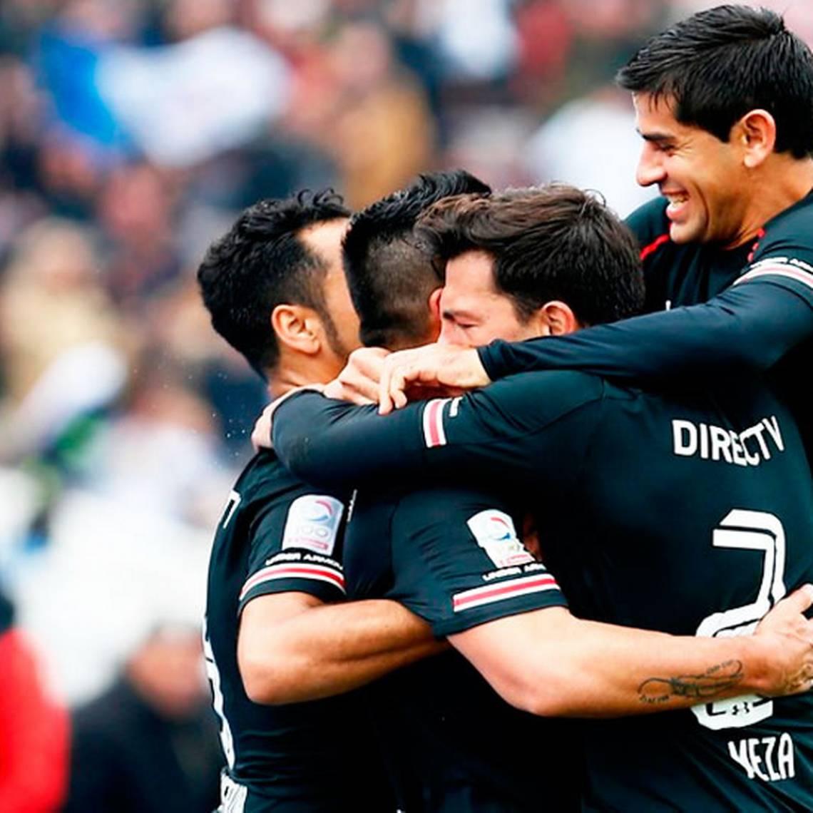 Así fueron los festejos de Colo Colo en su primera Supercopa