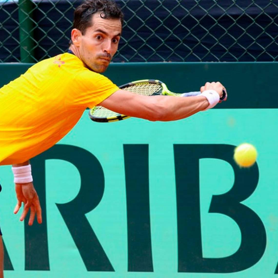 Santiago Giraldo dejó a Chile sin repechaje