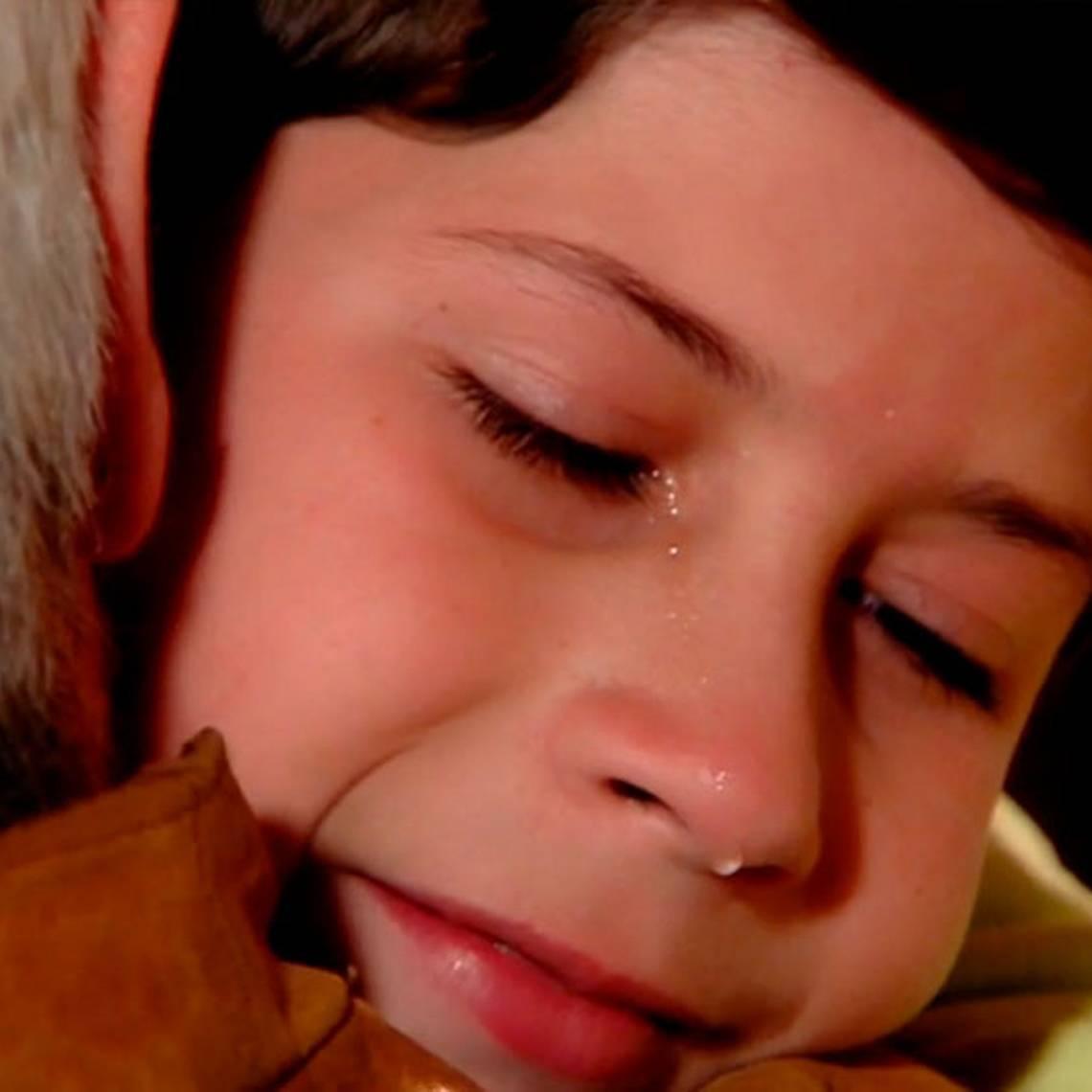 Julito se reencontró con su padre
