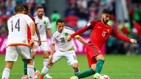 Portugal 2 vs México 2: Compacto con los mejores momentos