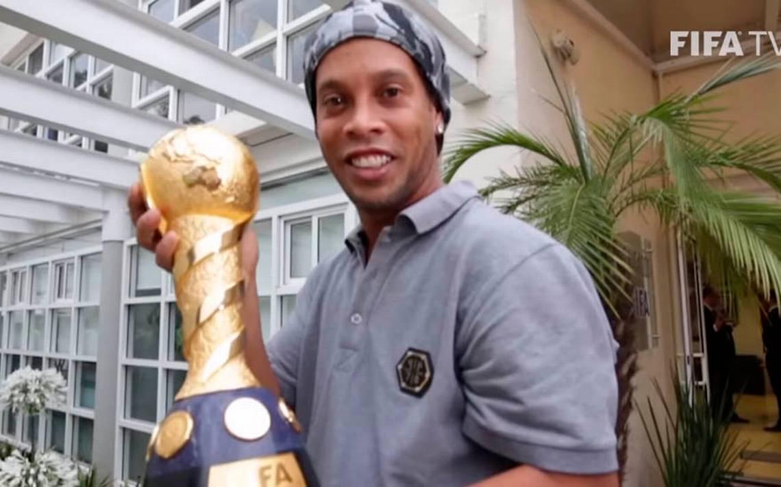 Así es el trofeo de Copa Confederaciones