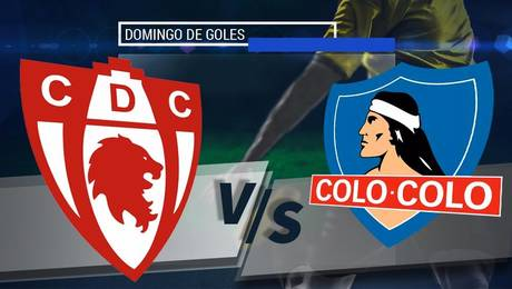 D. Copiapó vs Colo Colo