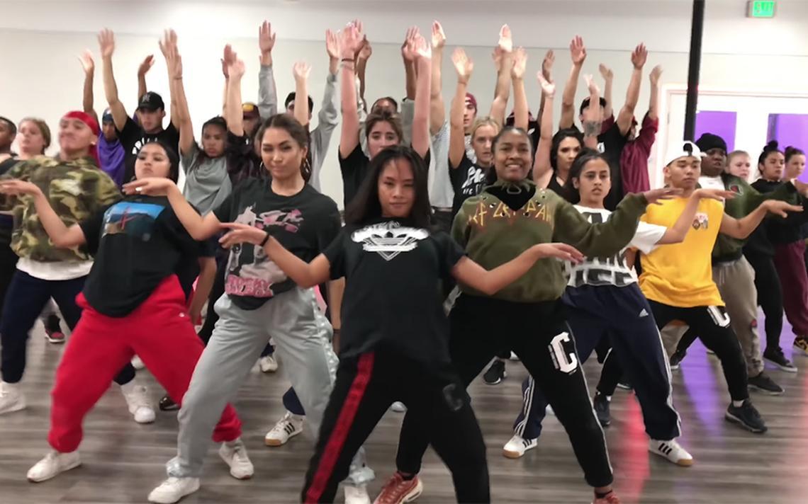 La Extenuante Coreografía Que Acompaña El Nuevo Hit De Daddy Yankee