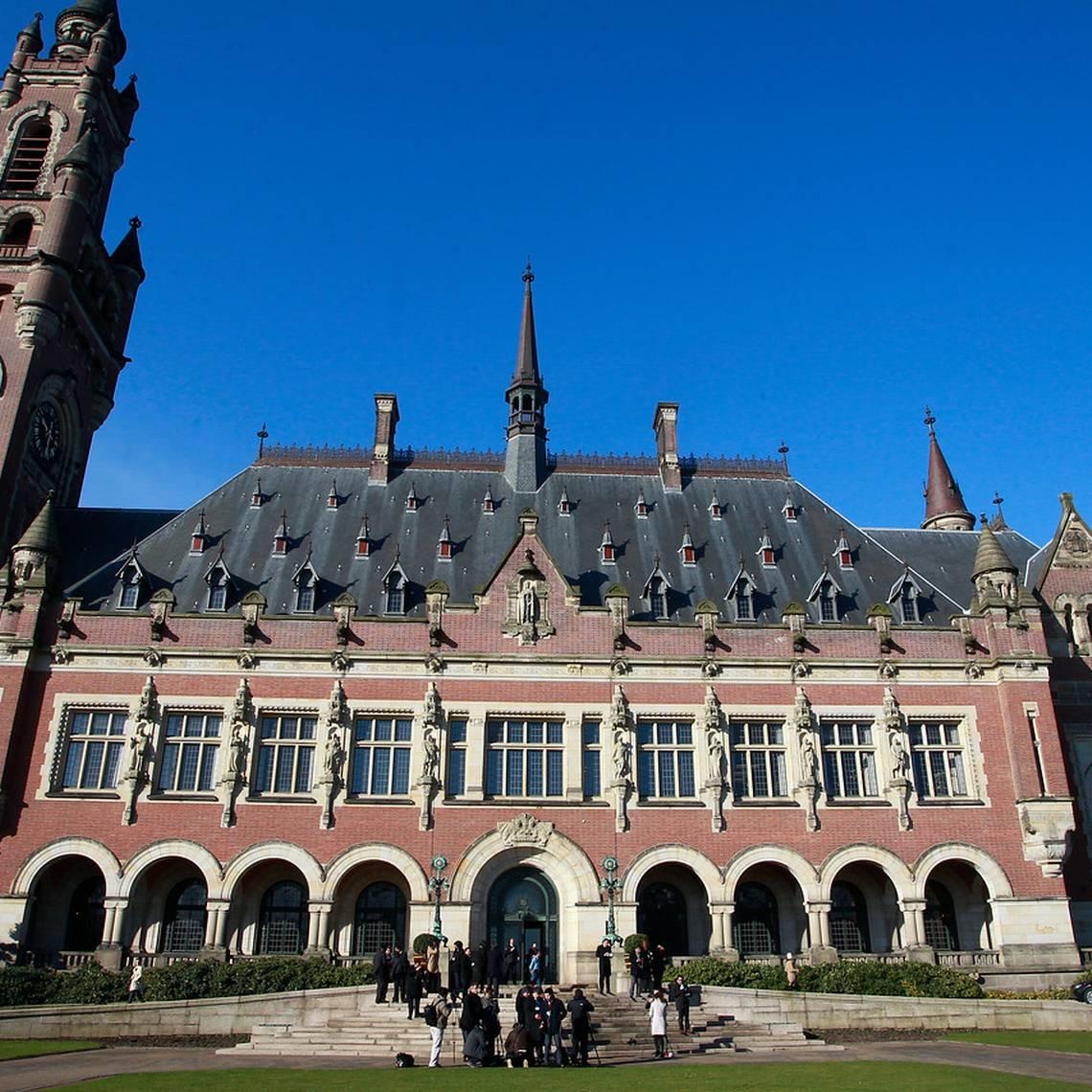 Las reacciones tras el segundo día de alegatos en La Haya