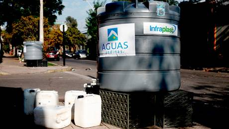 Aguas Andinas inicia paulatinamente producción de agua potable