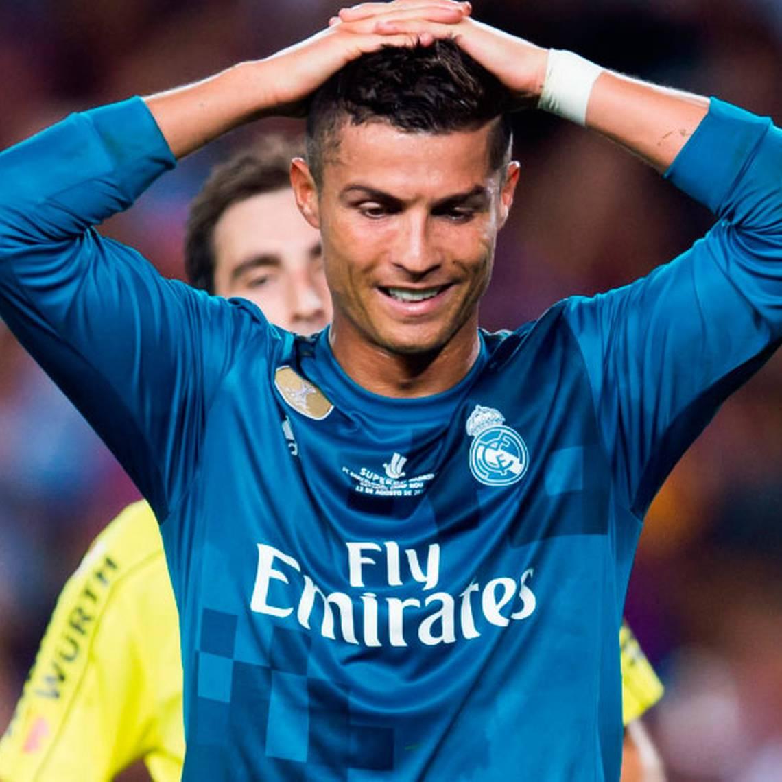 El recado de Cristiano Ronaldo tras suspensión por cinco partidos