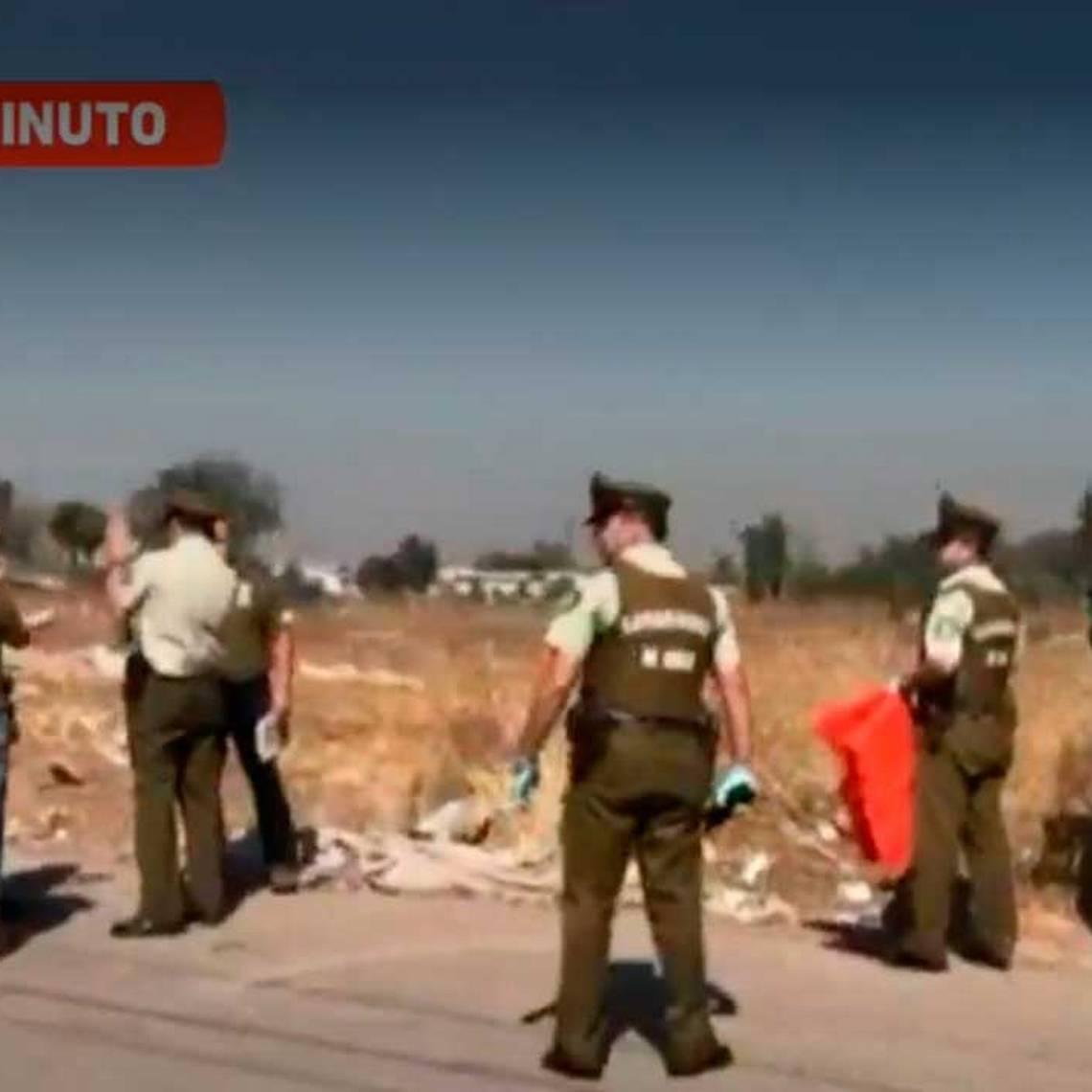Encuentran cuerpo de mujer vendada en La Pintana