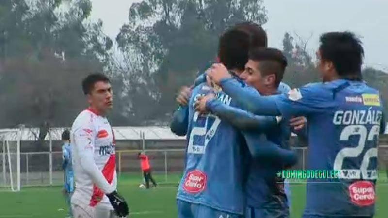 Curicó Unido 2 - 3 O´Higgins