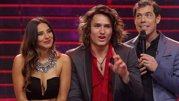 El esperado reencuentro de Daniela Castillo y Toarii en Rojo