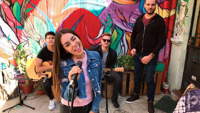 """Dani Ilabel estrenará versión acústica de """"A dos metros de ti"""""""