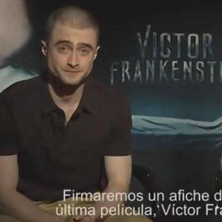 """El especial saludo de """"Harry Potter"""""""