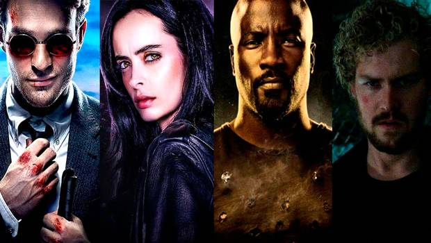 """The Defenders\"" la nueva serie de Netflix y Marvel"