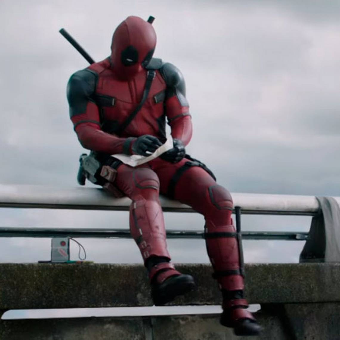 Doble de acción falleció en plena grabación de Deadpool 2