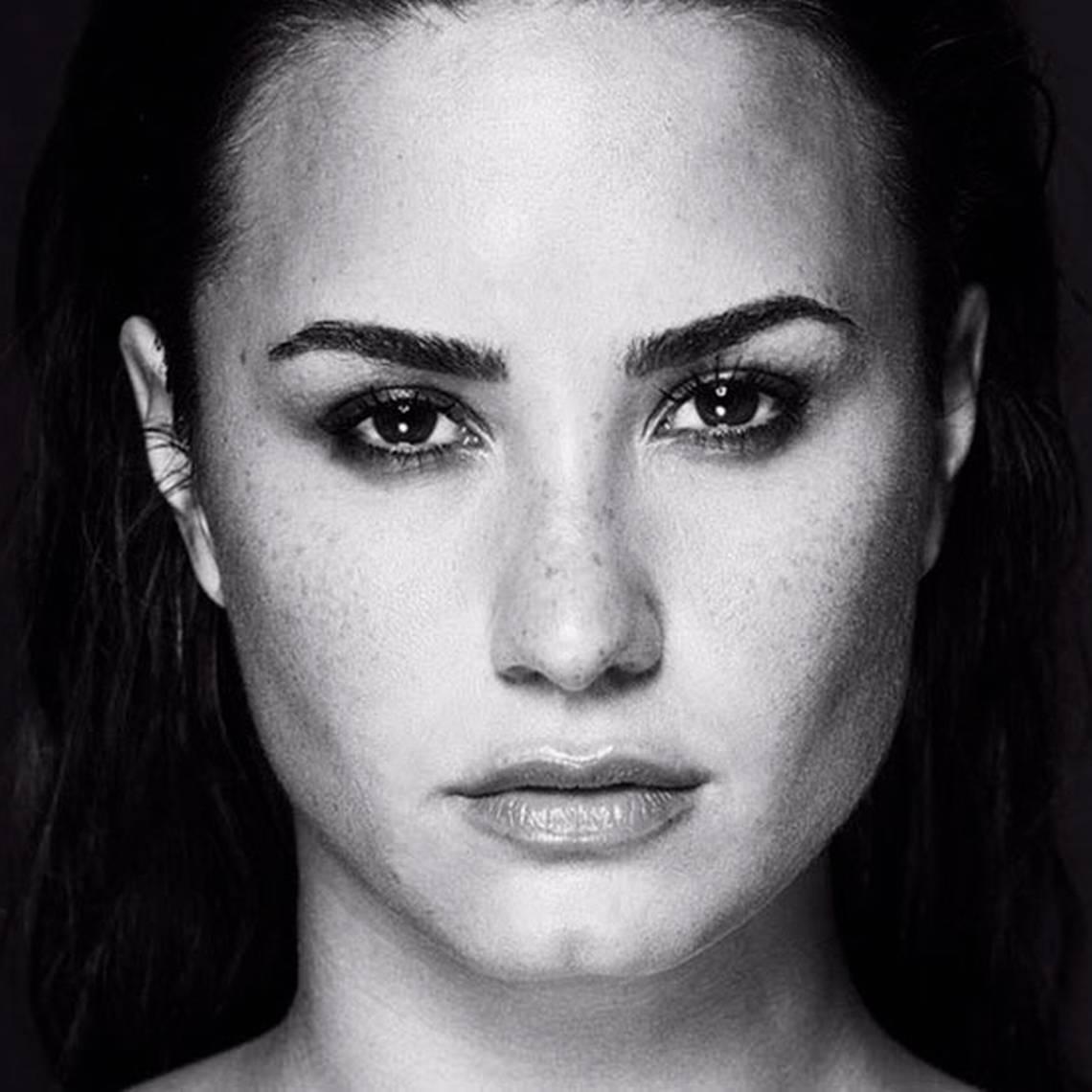 Demi Lovato lanzó su nuevo disco