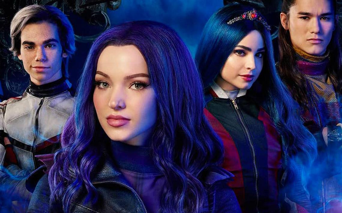 """Atención fanáticos de Disney: Se estrenó trailer de """"Descendientes 3"""" -"""