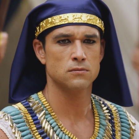 Ramses está dispuesto a todo