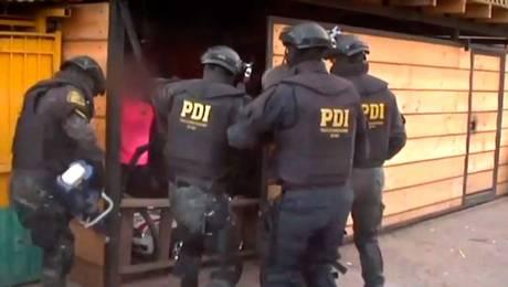 """Detienen a integrantes de peligrosa banda apodada """"Los Cogotes"""""""
