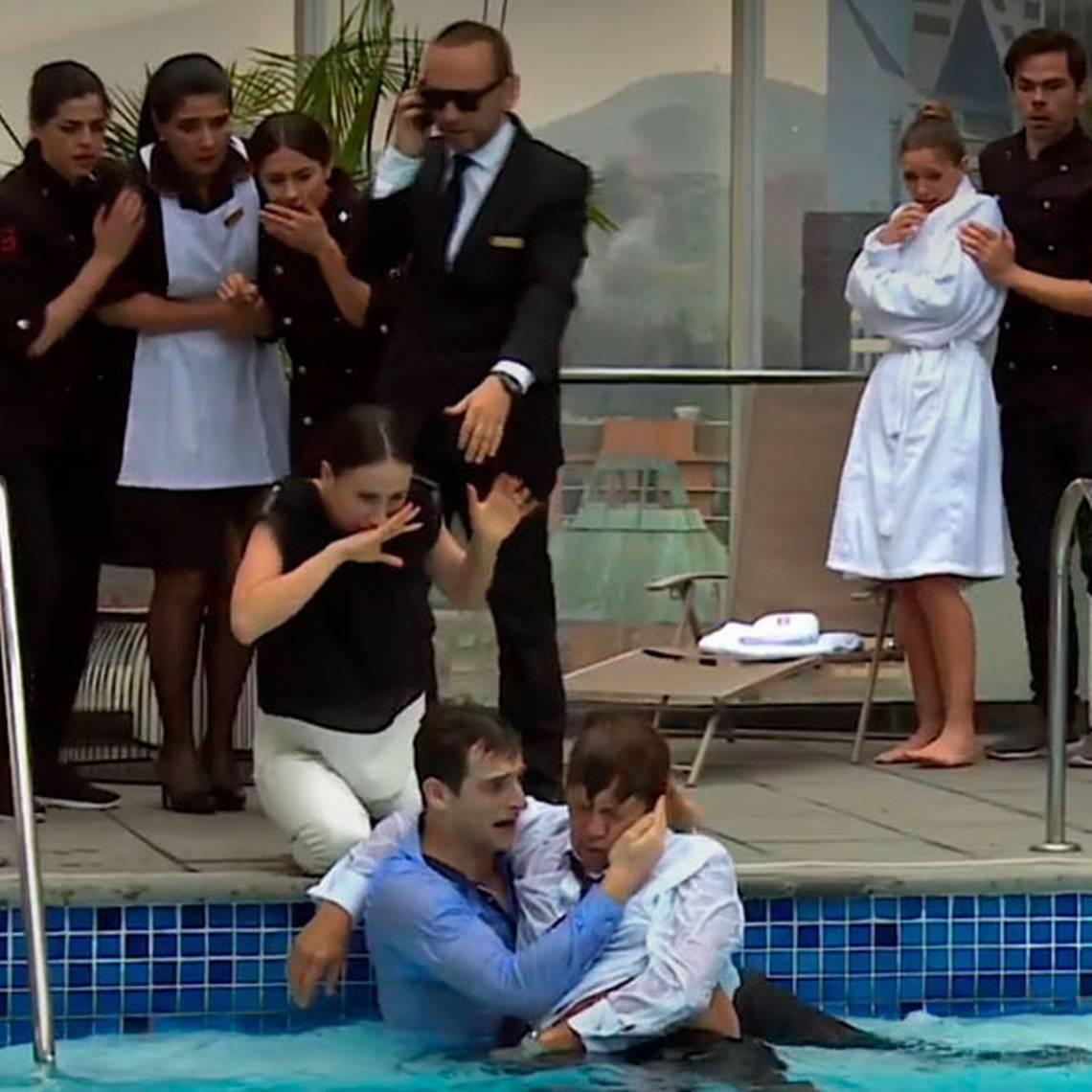 Una muerte despierta nuevas sospechas en el hotel