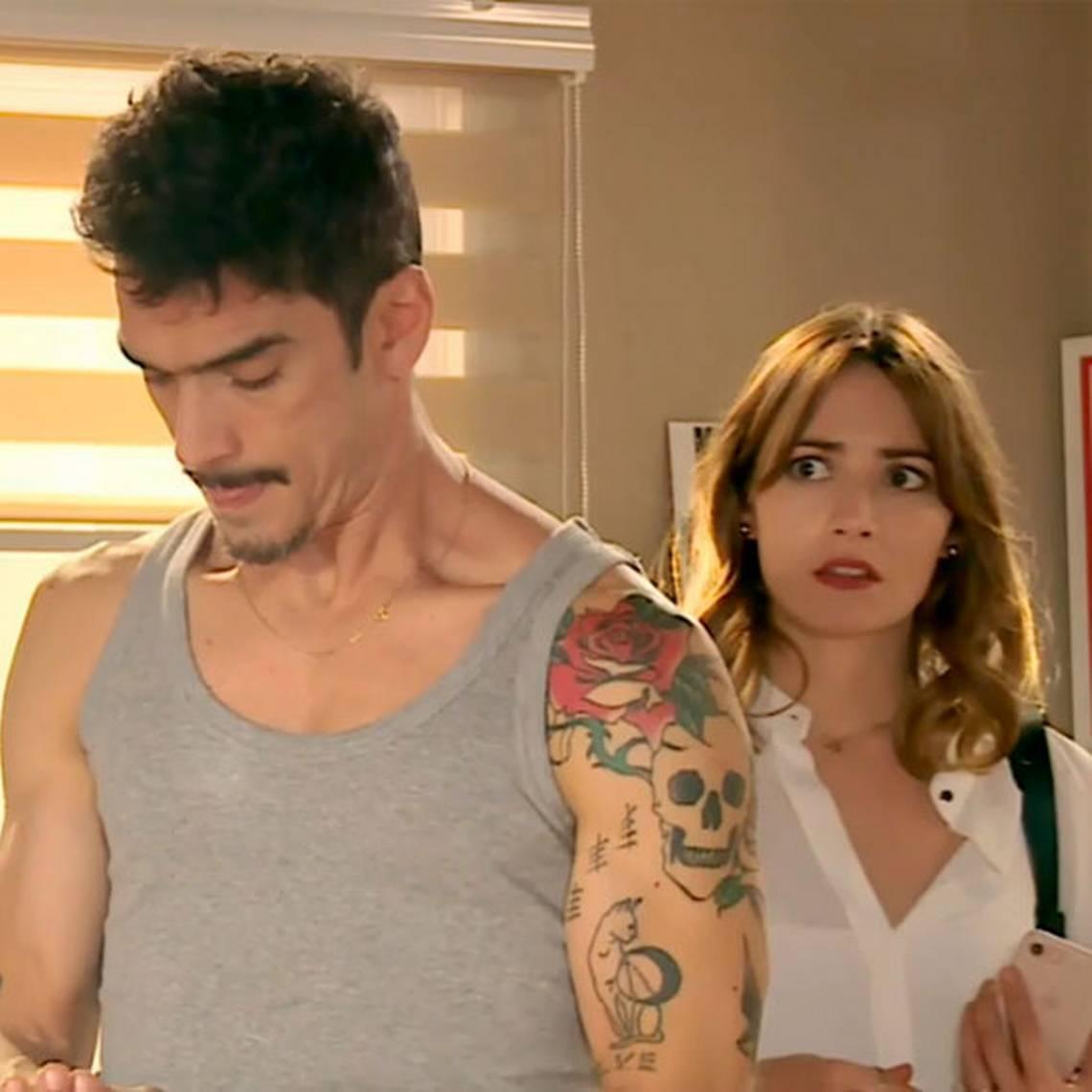 Fernanda comienza a sospechar