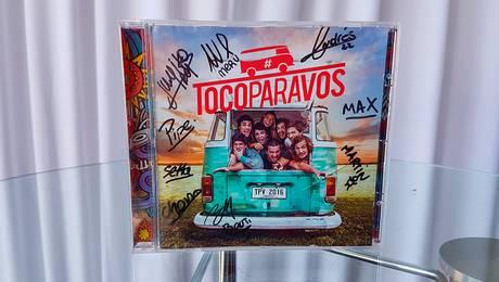 ¡Ten el disco exclusivo de Toco Para Vos!