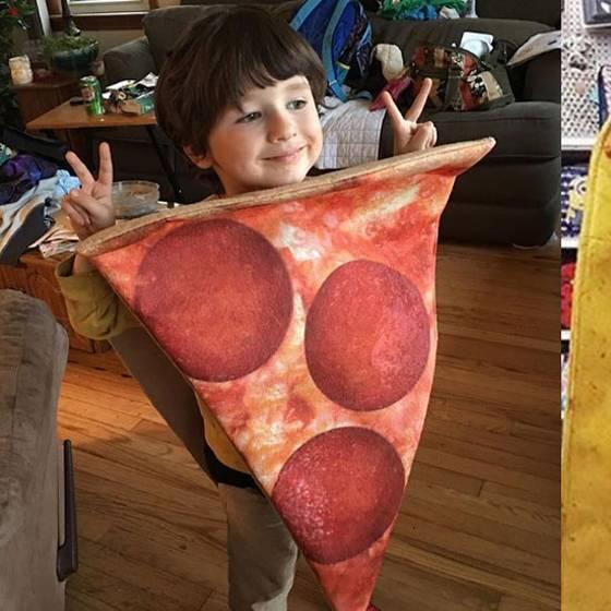 ¡Los disfraces de Halloween más creativos para niños!