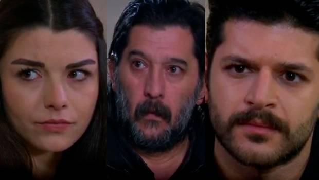 Veysel impidió el divorcio de Zeynep y Selim