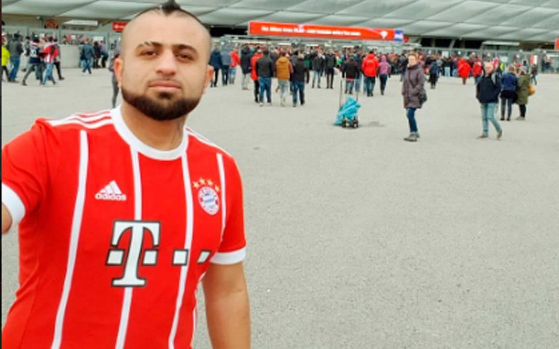 Doble irakí de Vidal cumplió su sueño