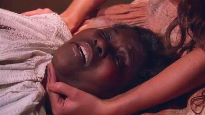 Dolores fue atacada por Montero