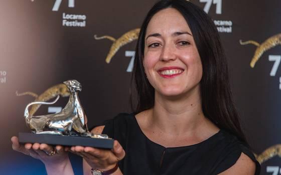 Una chilena es la primera mujer en ganar importante festival de cine