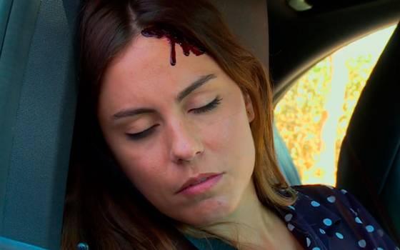 Laura en peligro