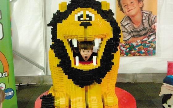 Este fin de semana vive la previa de Lego Fun Fest