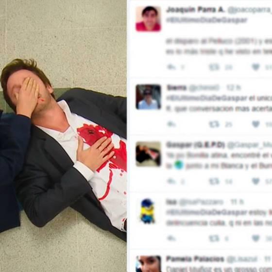 ¡Impacto! Las reacciones de los fans tras la muerte de Gaspar