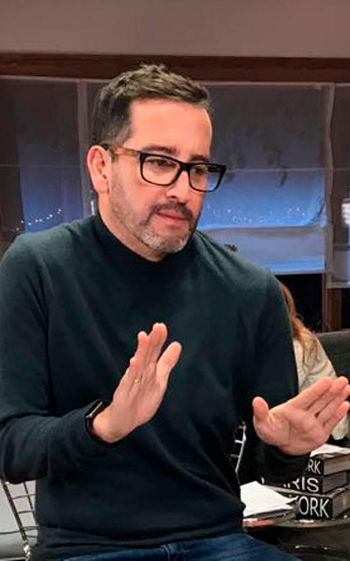 """Eduardo Fuentes debutará en TVN con \""""Gol de Medianoche\"""""""