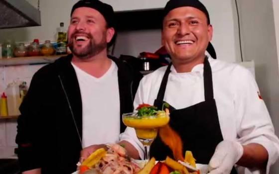 """Lo mejor de la gastronomía peruana en \""""El Buen Sabor\"""""""