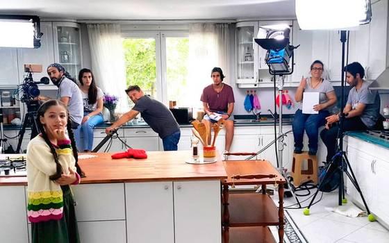 Elif prepara su quinta temporada en Turquía