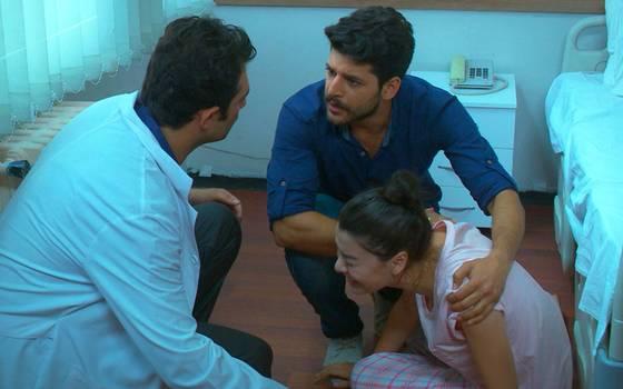 Zeynep no puede caminar