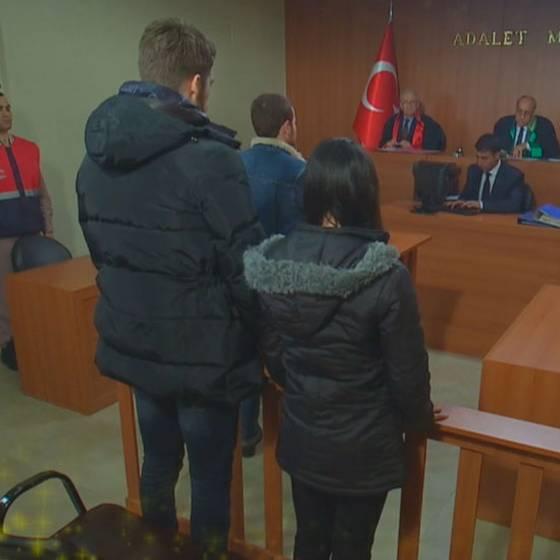 El nuevo juicio de Melek