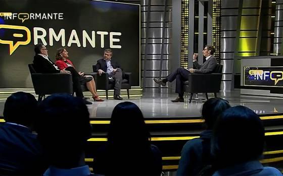 """El Informante: Panel analizó el proyecto \""""Aula Segura\"""""""