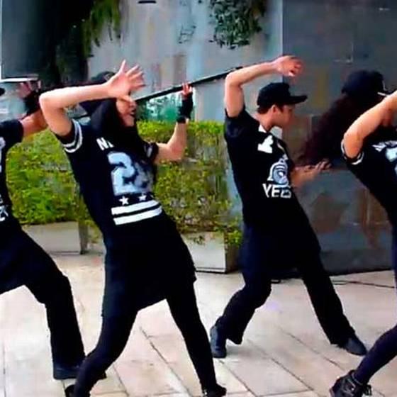Dos colegios se enfrentarán en una coreografía