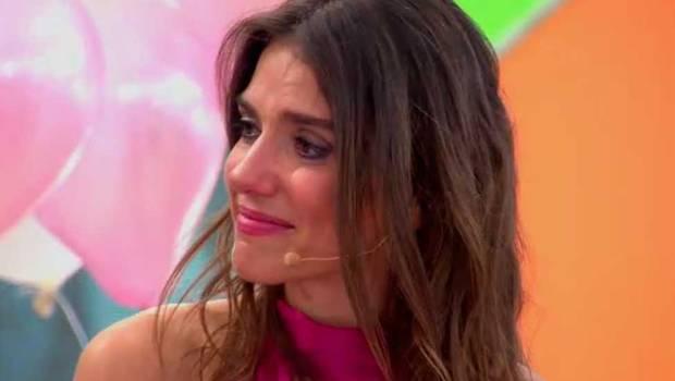 La emoción de María Luisa al recordar a su padre